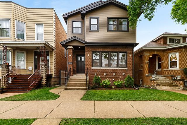 5407 W Byron Street, Chicago, IL 60641 (MLS #10387784) :: Berkshire Hathaway HomeServices Snyder Real Estate