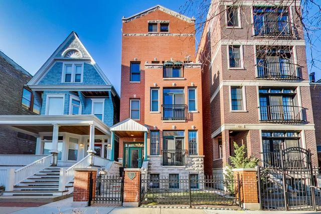 928 W Roscoe Street #3, Chicago, IL 60657 (MLS #10387790) :: Berkshire Hathaway HomeServices Snyder Real Estate