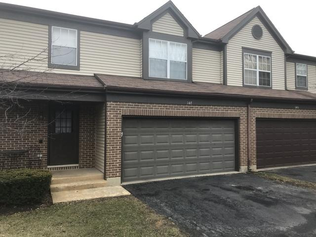 947 Old Oak Circle #947, Algonquin, IL 60102 (MLS #10387804) :: Berkshire Hathaway HomeServices Snyder Real Estate