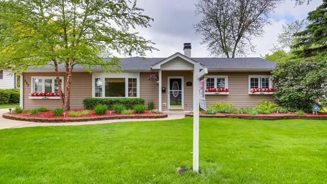 590 Western Street, Hoffman Estates, IL 60169 (MLS #10387876) :: Angela Walker Homes Real Estate Group