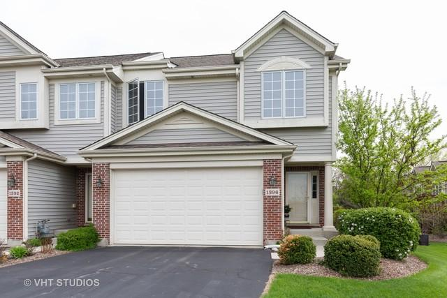 1396 Prairie View Parkway, Cary, IL 60013 (MLS #10387887) :: Berkshire Hathaway HomeServices Snyder Real Estate