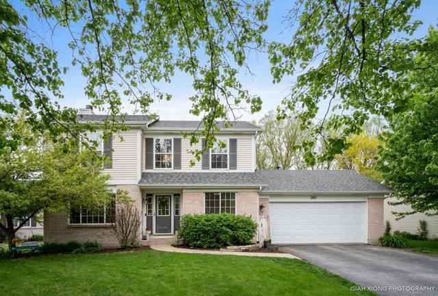 103 S Hankes Road, Aurora, IL 60506 (MLS #10387913) :: Berkshire Hathaway HomeServices Snyder Real Estate