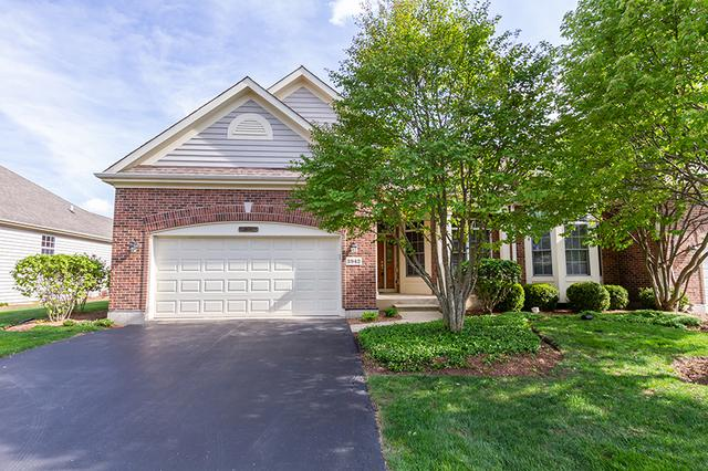 3942 Honeymoon Ridge, Lake In The Hills, IL 60156 (MLS #10387920) :: Berkshire Hathaway HomeServices Snyder Real Estate