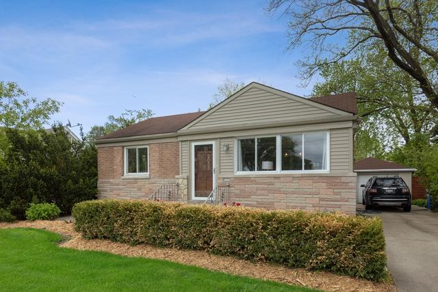 2037 E Touhy Avenue, Des Plaines, IL 60018 (MLS #10387929) :: Berkshire Hathaway HomeServices Snyder Real Estate