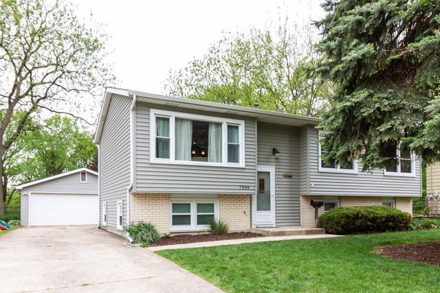 7906 Everglade Avenue, Woodridge, IL 60517 (MLS #10387947) :: Berkshire Hathaway HomeServices Snyder Real Estate