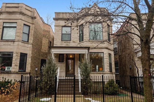 1212 W Eddy Street, Chicago, IL 60657 (MLS #10387995) :: Berkshire Hathaway HomeServices Snyder Real Estate