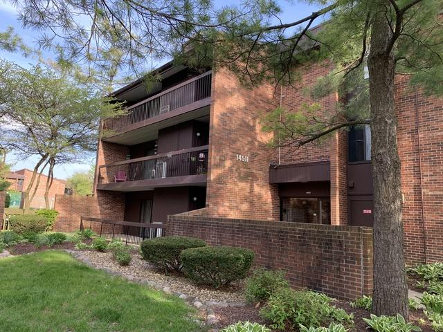 14511 Central Court G3, Oak Forest, IL 60452 (MLS #10388062) :: Berkshire Hathaway HomeServices Snyder Real Estate