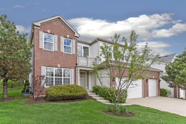 104 Nettle Lane, Streamwood, IL 60107 (MLS #10388085) :: Ryan Dallas Real Estate