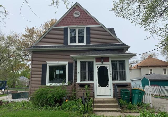 384 N Slusser Street, Grayslake, IL 60030 (MLS #10388111) :: Berkshire Hathaway HomeServices Snyder Real Estate