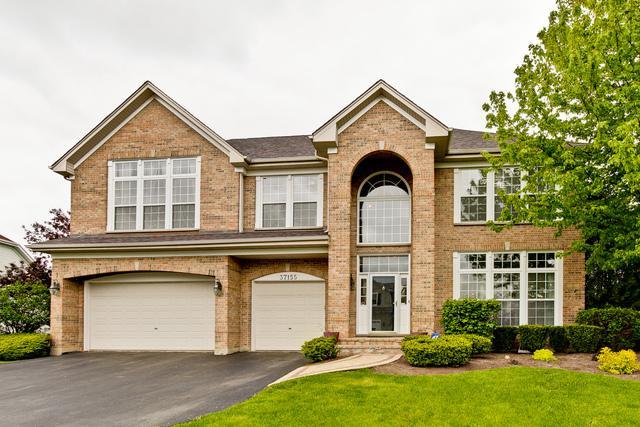 37155 N Deerpath Drive, Lake Villa, IL 60046 (MLS #10388125) :: Berkshire Hathaway HomeServices Snyder Real Estate
