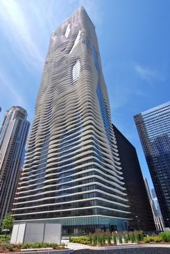 225 N Columbus Drive #6101, Chicago, IL 60601 (MLS #10388147) :: The Mattz Mega Group