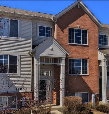 7500 Claridge Drive C, Bridgeview, IL 60455 (MLS #10388184) :: Berkshire Hathaway HomeServices Snyder Real Estate