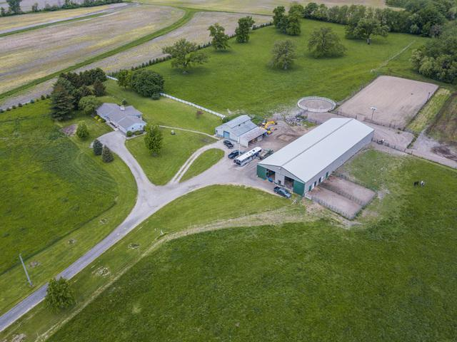 23274 E 800 North Road, Downs, IL 61736 (MLS #10388208) :: Berkshire Hathaway HomeServices Snyder Real Estate