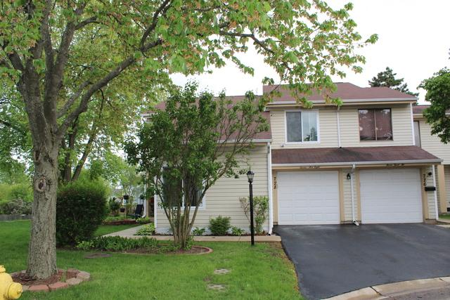 728 Colorado Court 2-27-1, Carol Stream, IL 60188 (MLS #10388217) :: Berkshire Hathaway HomeServices Snyder Real Estate