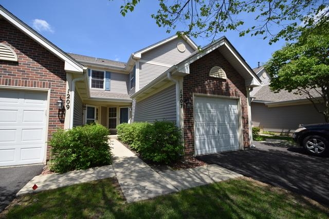 1207 Shawford Way, Elgin, IL 60120 (MLS #10388232) :: Berkshire Hathaway HomeServices Snyder Real Estate