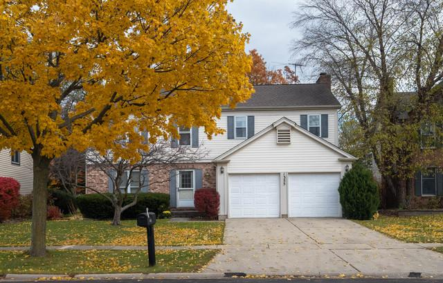 1355 Green Knolls Drive, Buffalo Grove, IL 60089 (MLS #10388241) :: Berkshire Hathaway HomeServices Snyder Real Estate