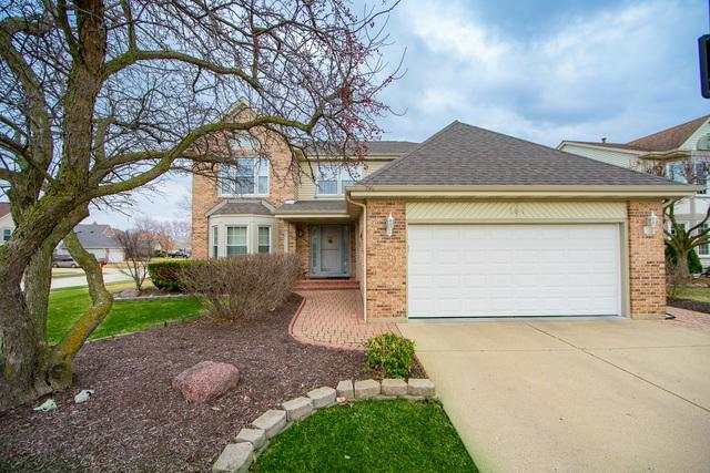 131 Fernwood Lane, Bloomingdale, IL 60108 (MLS #10388315) :: Berkshire Hathaway HomeServices Snyder Real Estate