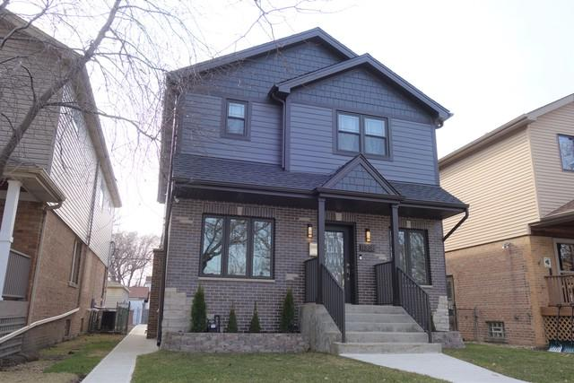 11308 S Talman Avenue, Chicago, IL 60655 (MLS #10388327) :: Berkshire Hathaway HomeServices Snyder Real Estate