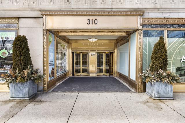 310 S Michigan Avenue #202, Chicago, IL 60604 (MLS #10388344) :: The Mattz Mega Group
