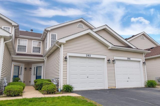 292 Glen Leven Court, Schaumburg, IL 60194 (MLS #10388363) :: Ryan Dallas Real Estate