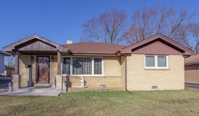 1060 Marshall Drive, Des Plaines, IL 60016 (MLS #10388404) :: Berkshire Hathaway HomeServices Snyder Real Estate