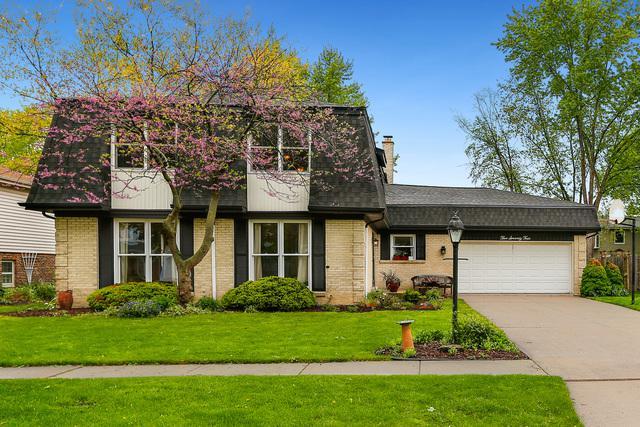 574 Carlisle Court, Glen Ellyn, IL 60137 (MLS #10388410) :: Berkshire Hathaway HomeServices Snyder Real Estate