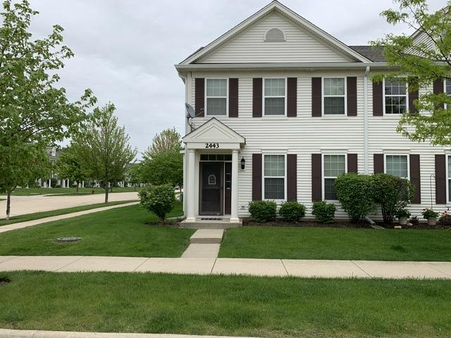2443 Georgetown Circle, Aurora, IL 60503 (MLS #10388493) :: Berkshire Hathaway HomeServices Snyder Real Estate