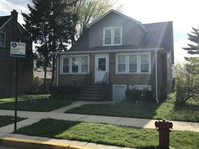 3428 N Rutherford Avenue, Chicago, IL 60634 (MLS #10388543) :: Angela Walker Homes Real Estate Group