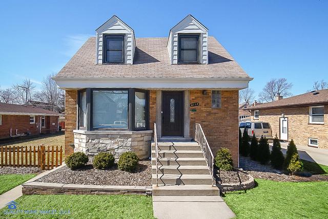 8114 N Oketo Avenue, Niles, IL 60714 (MLS #10388556) :: Berkshire Hathaway HomeServices Snyder Real Estate