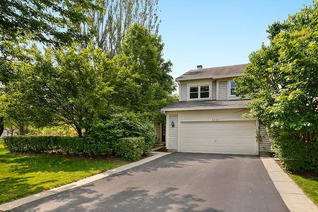 1237 Churchill Road, Bartlett, IL 60103 (MLS #10388561) :: The Perotti Group | Compass Real Estate
