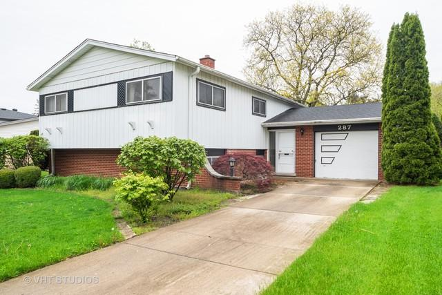 287 Norman Court, Des Plaines, IL 60016 (MLS #10388578) :: Berkshire Hathaway HomeServices Snyder Real Estate