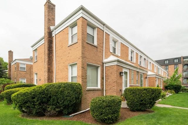1414 N Harlem Avenue N A, River Forest, IL 60305 (MLS #10388584) :: Ryan Dallas Real Estate