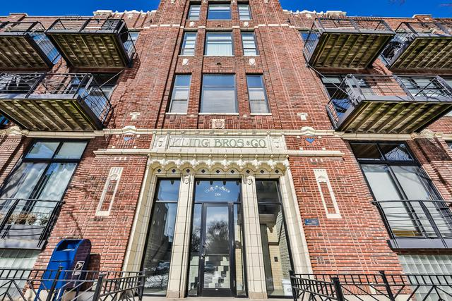 2300 W Wabansia Avenue #209, Chicago, IL 60647 (MLS #10388590) :: Berkshire Hathaway HomeServices Snyder Real Estate
