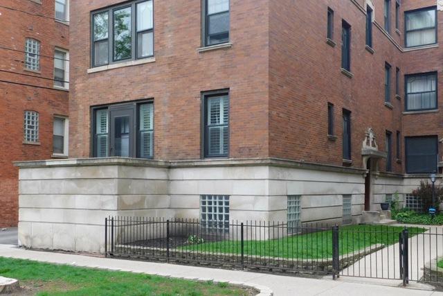 1208 W Waveland Avenue #1, Chicago, IL 60613 (MLS #10388602) :: Berkshire Hathaway HomeServices Snyder Real Estate