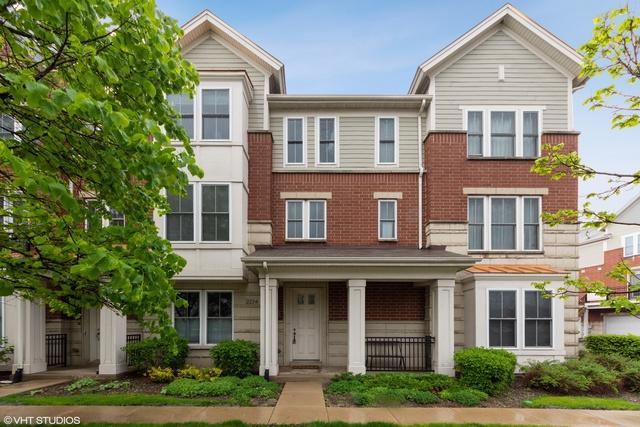 2226 S Crambourne Way, Arlington Heights, IL 60005 (MLS #10388621) :: Ryan Dallas Real Estate