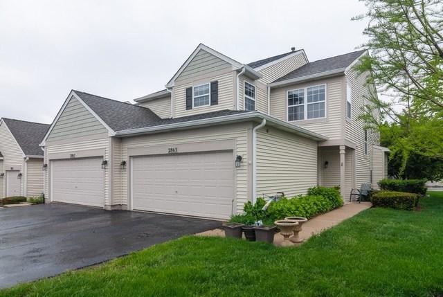 2863 Vernal Lane, Naperville, IL 60564 (MLS #10388656) :: Ryan Dallas Real Estate