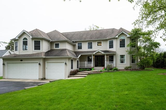 481 W Daniels Road, Palatine, IL 60067 (MLS #10388699) :: Berkshire Hathaway HomeServices Snyder Real Estate