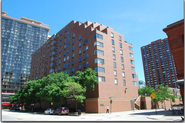 801 S Plymouth Court P397, Chicago, IL 60605 (MLS #10388709) :: The Mattz Mega Group