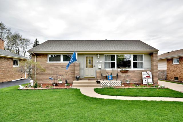 8212 N Wisner Street, Niles, IL 60714 (MLS #10388725) :: Berkshire Hathaway HomeServices Snyder Real Estate