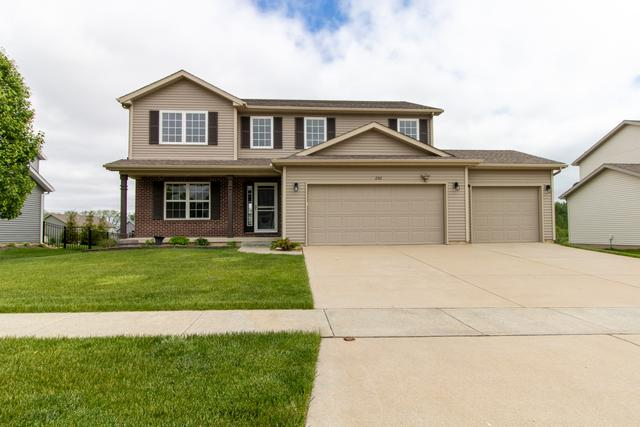 2511 Grey Fox Trail, Bloomington, IL 61705 (MLS #10388734) :: Berkshire Hathaway HomeServices Snyder Real Estate