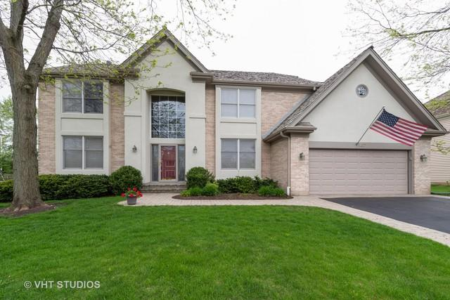 1417 Braxton Road, Libertyville, IL 60048 (MLS #10388737) :: Berkshire Hathaway HomeServices Snyder Real Estate
