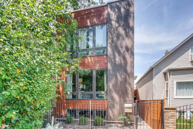 2706 W Francis Place, Chicago, IL 60647 (MLS #10388752) :: The Perotti Group | Compass Real Estate