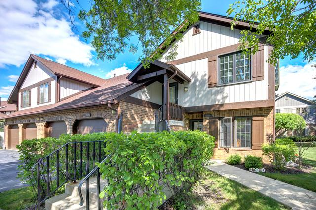 13327 S Oak Hills Parkway Villa2, Palos Heights, IL 60463 (MLS #10388783) :: Berkshire Hathaway HomeServices Snyder Real Estate