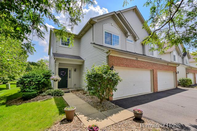 341 Abington Woods Drive, Aurora, IL 60502 (MLS #10388873) :: Ryan Dallas Real Estate