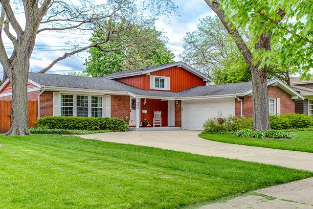 960 N Topanga Drive, Palatine, IL 60074 (MLS #10388876) :: Berkshire Hathaway HomeServices Snyder Real Estate