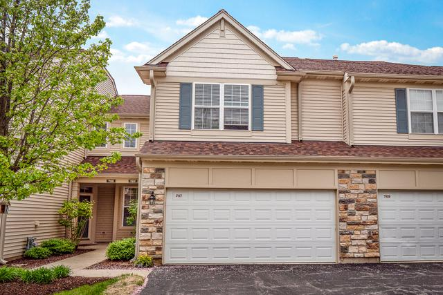 767 Dillon Court, Grayslake, IL 60030 (MLS #10388877) :: Berkshire Hathaway HomeServices Snyder Real Estate