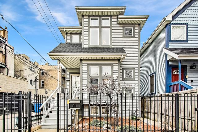 1646 W Beach Avenue, Chicago, IL 60622 (MLS #10388905) :: Berkshire Hathaway HomeServices Snyder Real Estate