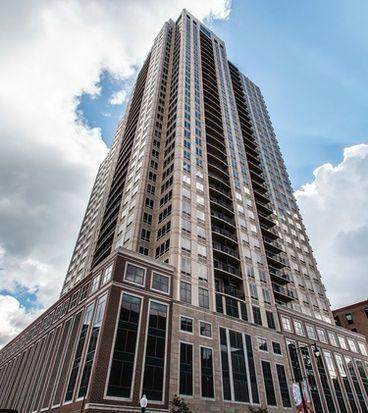 1111 S Wabash Avenue #2001, Chicago, IL 60605 (MLS #10388927) :: The Mattz Mega Group