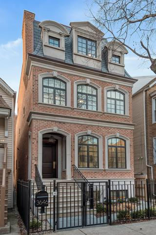3646 N Lakewood Avenue, Chicago, IL 60613 (MLS #10388936) :: Berkshire Hathaway HomeServices Snyder Real Estate