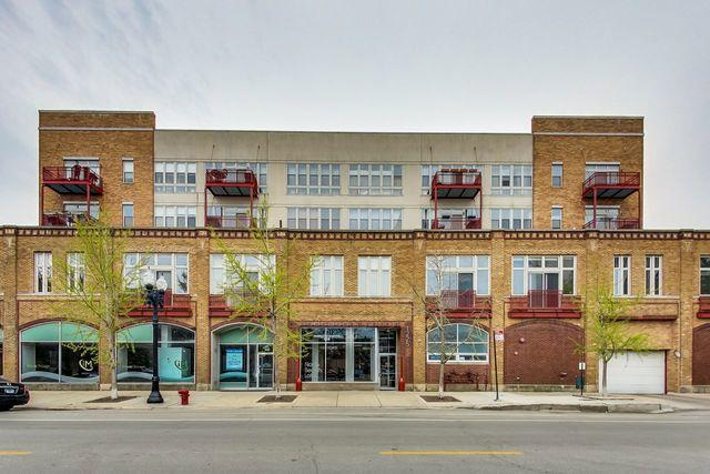 1225 W Morse Avenue #307, Chicago, IL 60626 (MLS #10388984) :: Berkshire Hathaway HomeServices Snyder Real Estate